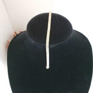 NIB Brand New Diamond Accents Tennis Bracelet